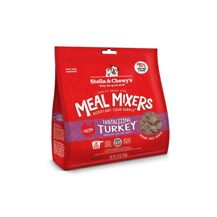 meal mixers for dogs