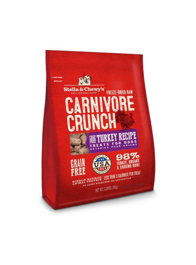 stella & chewy's carnivore crunch