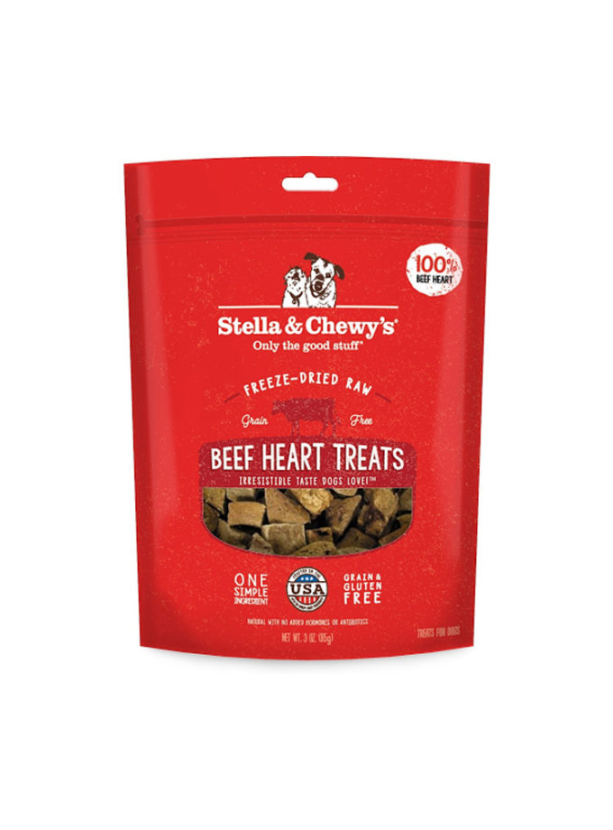 beef heart treats