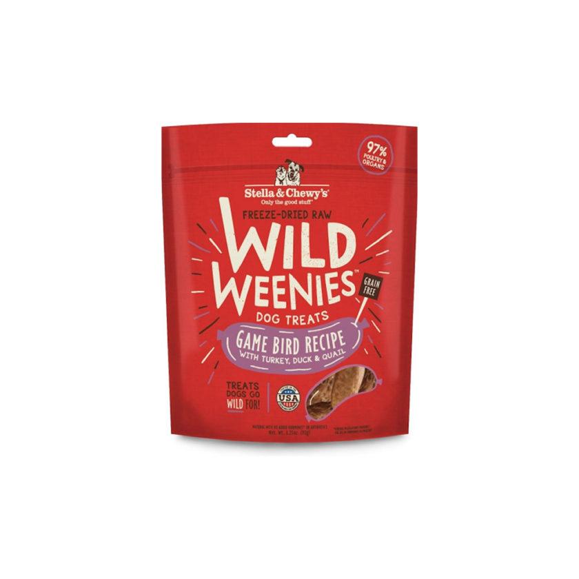 wild weenies dog treats