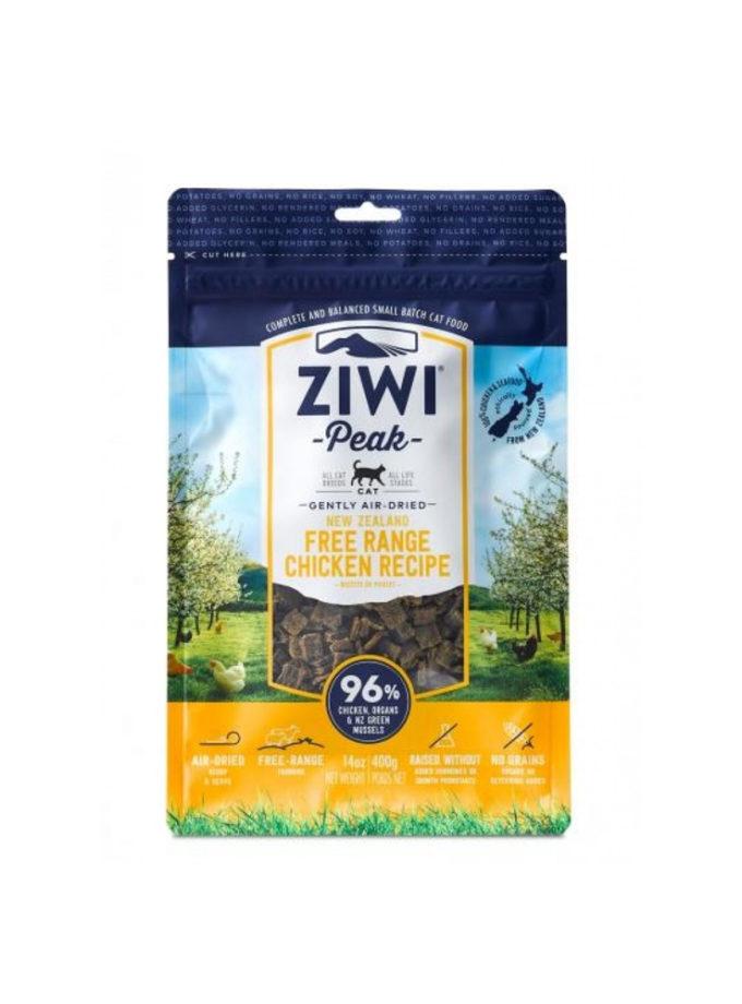 ZIWI Peak 無穀物脫水貓乾糧 - 放養雞配方 (1kg)