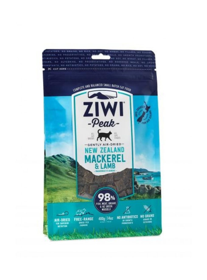 ziwi peak mackerel and lamb