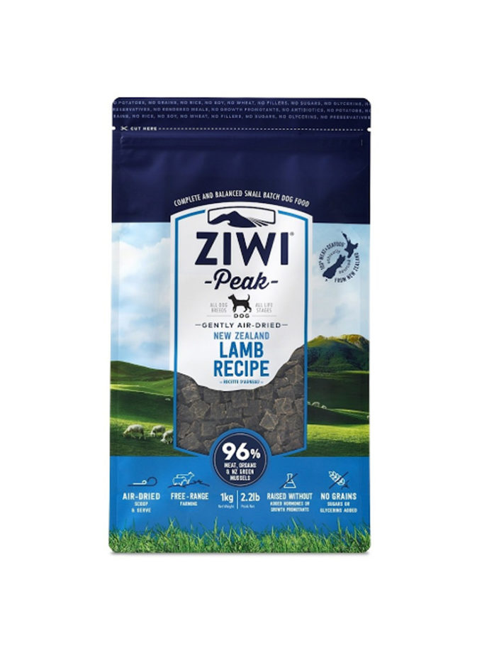 Ziwi Peak Lamb