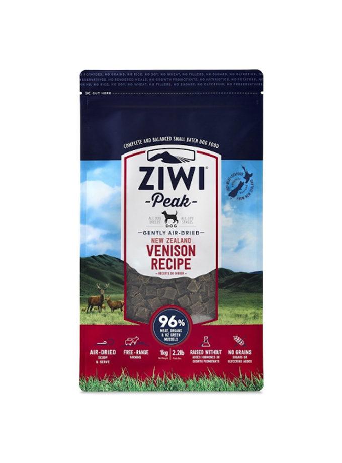 ZIWI Peak 無穀物脫水狗乾糧