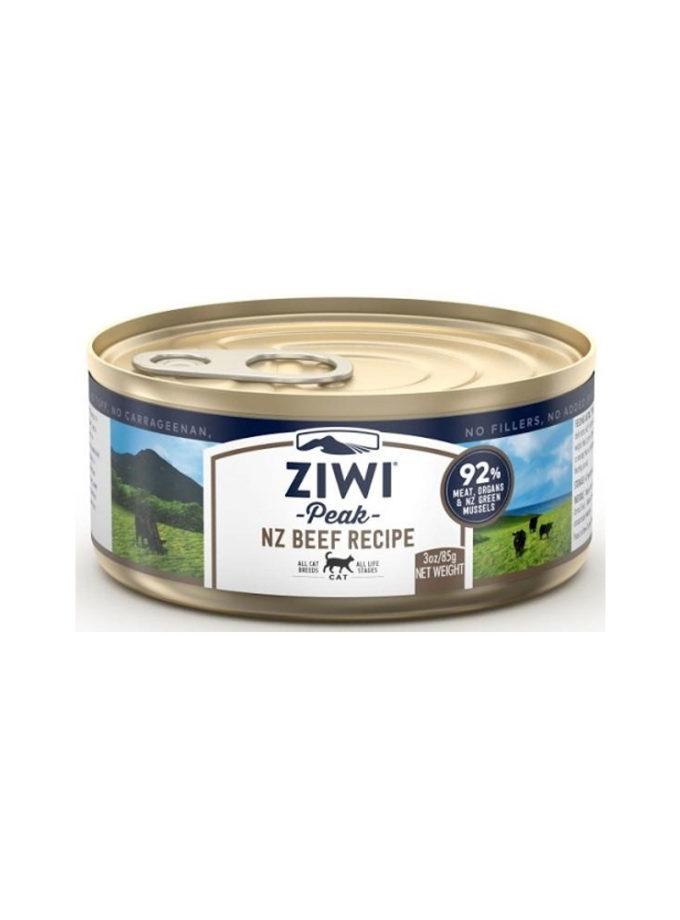 ZIWI Peak 貓罐頭 - 牛肉配方 (3 oz(85g))