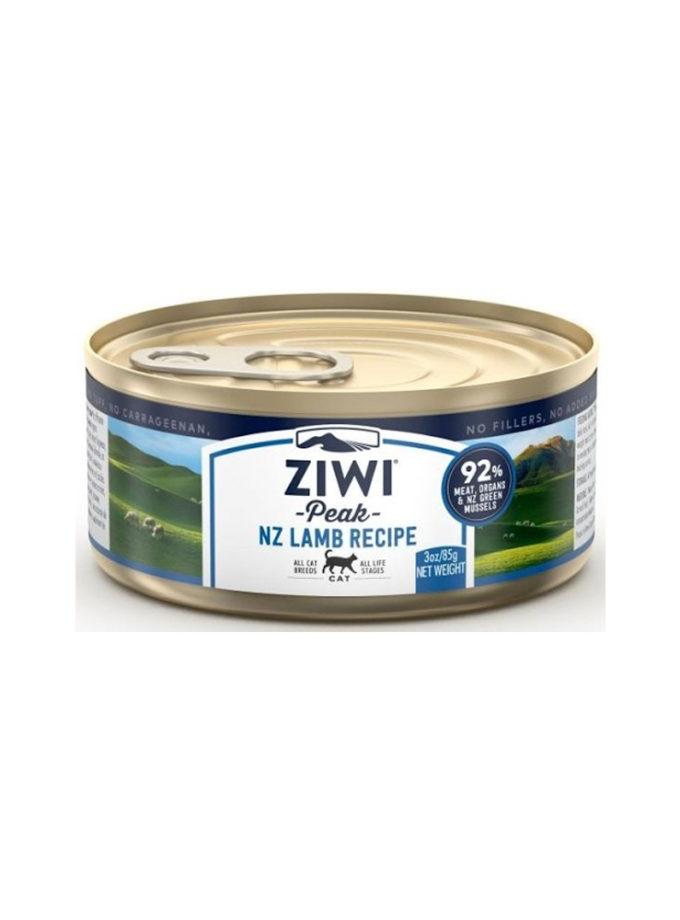 ZIWI Peak 貓罐頭 - 羊肉配方 (3 oz(85g))