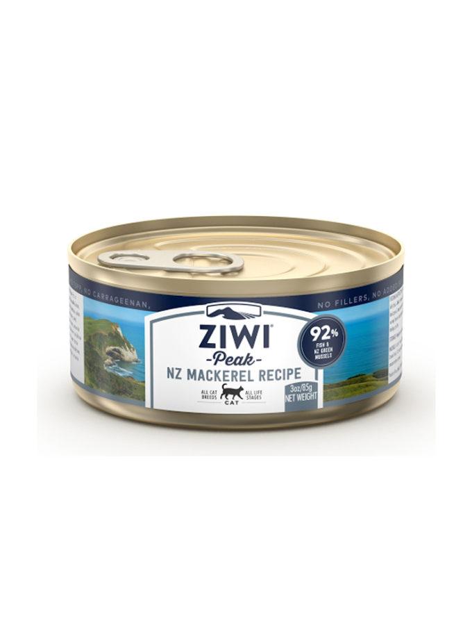 ZIWI Peak 貓罐頭 - 鯖魚配方 (3 oz(85g))