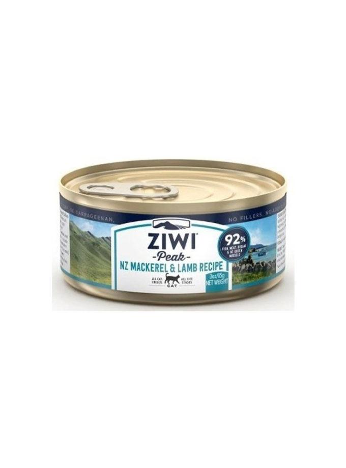 ZIWI Peak 貓罐頭 - 鮪魚及羊肉配方