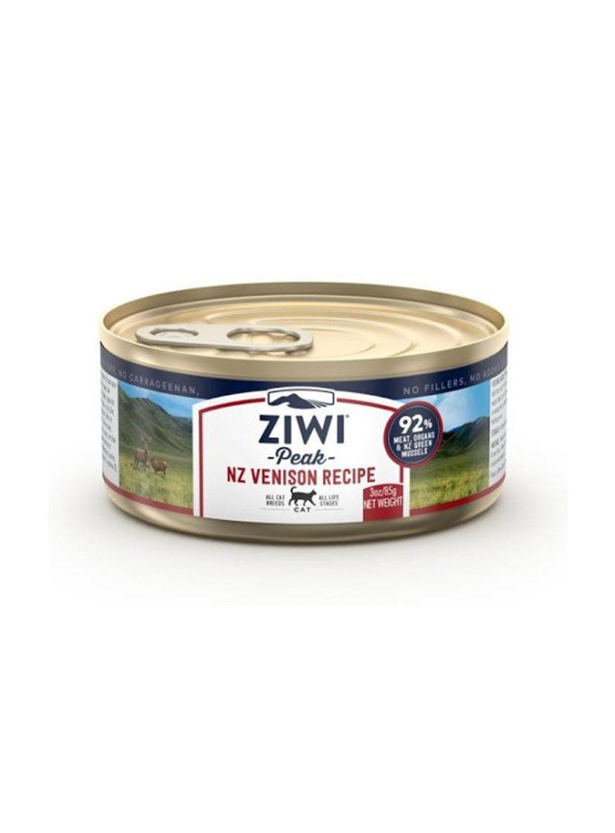 ZIWI Peak 貓罐頭 - 鹿肉配方 (3 oz(85g))