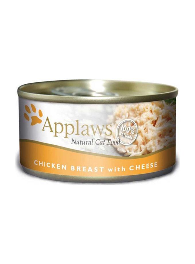 Applaws 天然成貓罐頭 - 雞胸 + 芝士 (70g)