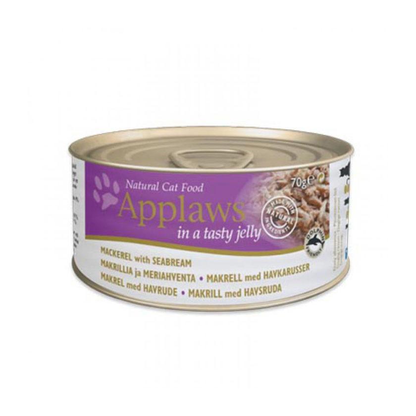 Applaws 天然貓啫喱罐頭系列