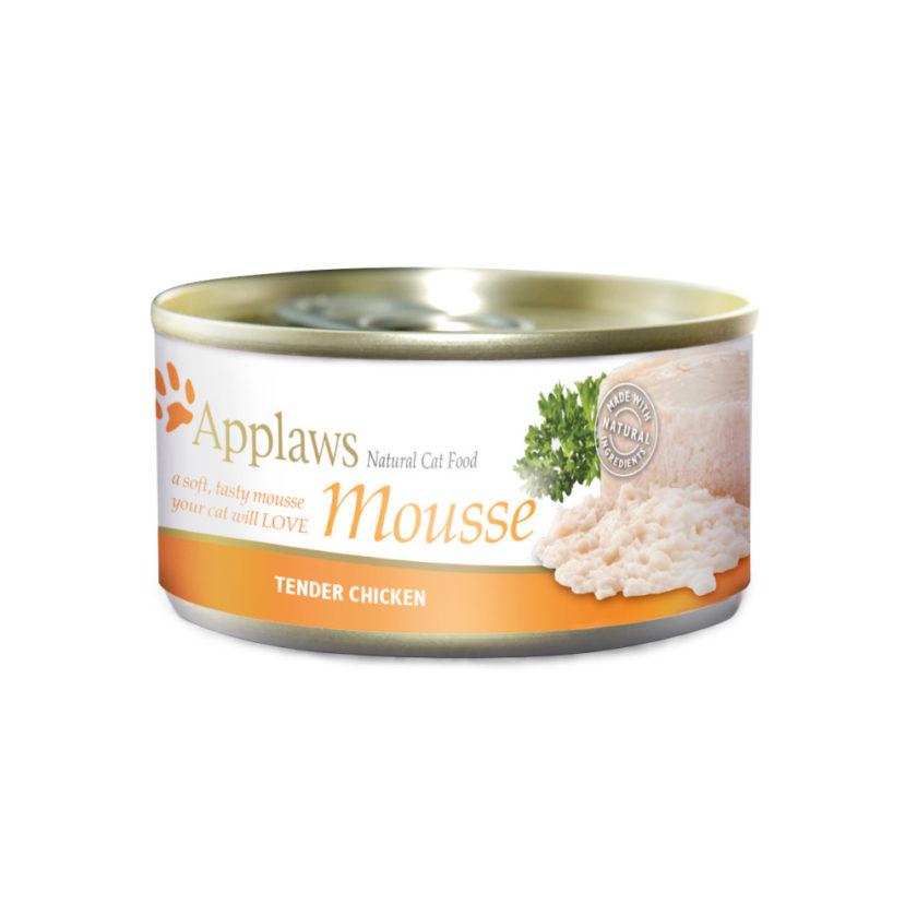 Applaws 慕絲系列貓罐頭-雞肉 (70g)