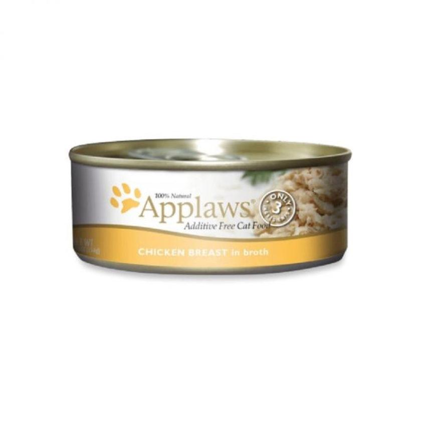 Applaws 全天然貓罐頭 - 雞胸肉 (156g)