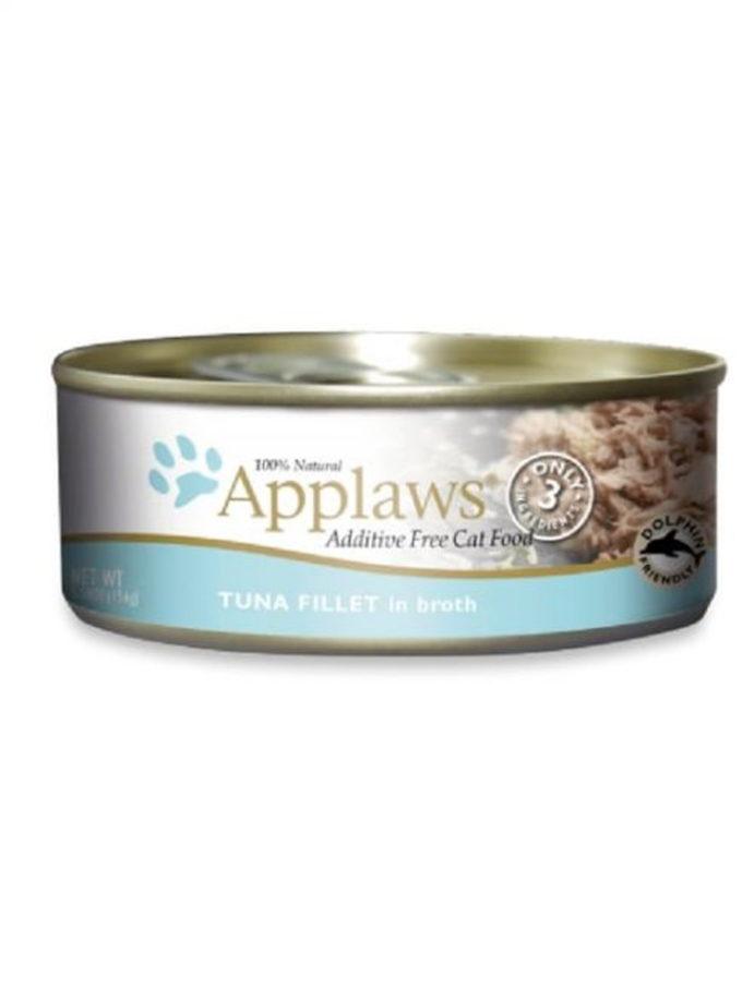 Applaws 天然成貓罐頭 - 吞拿魚 (156g)