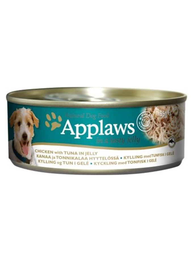 Applaws 天然啫喱狗罐頭