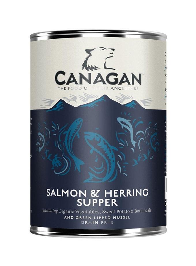 canagan salmon