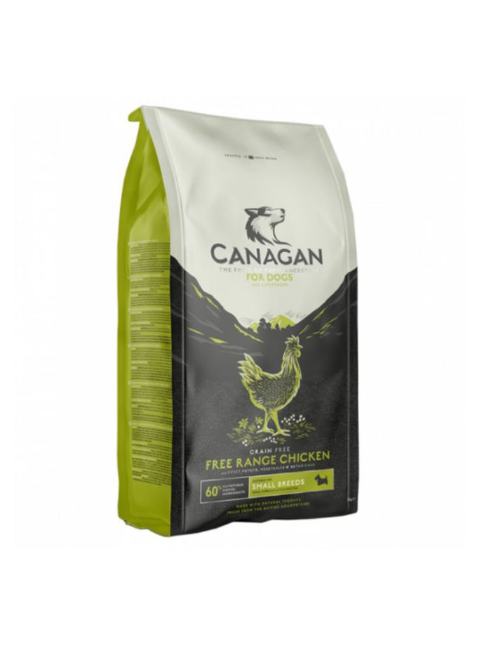 canagan for dogs