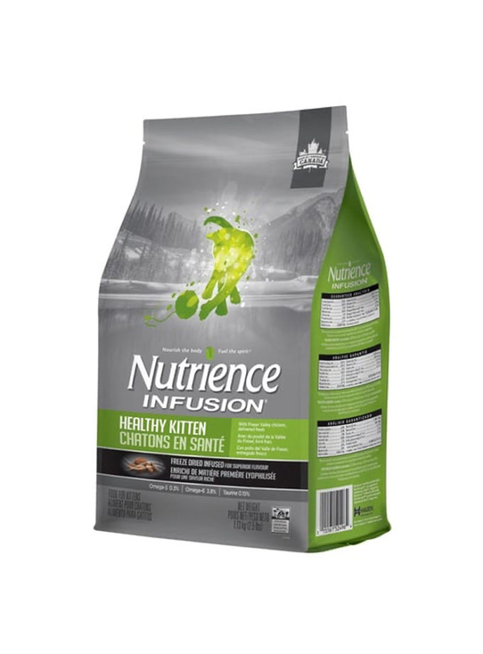 nutrience infusion kitten