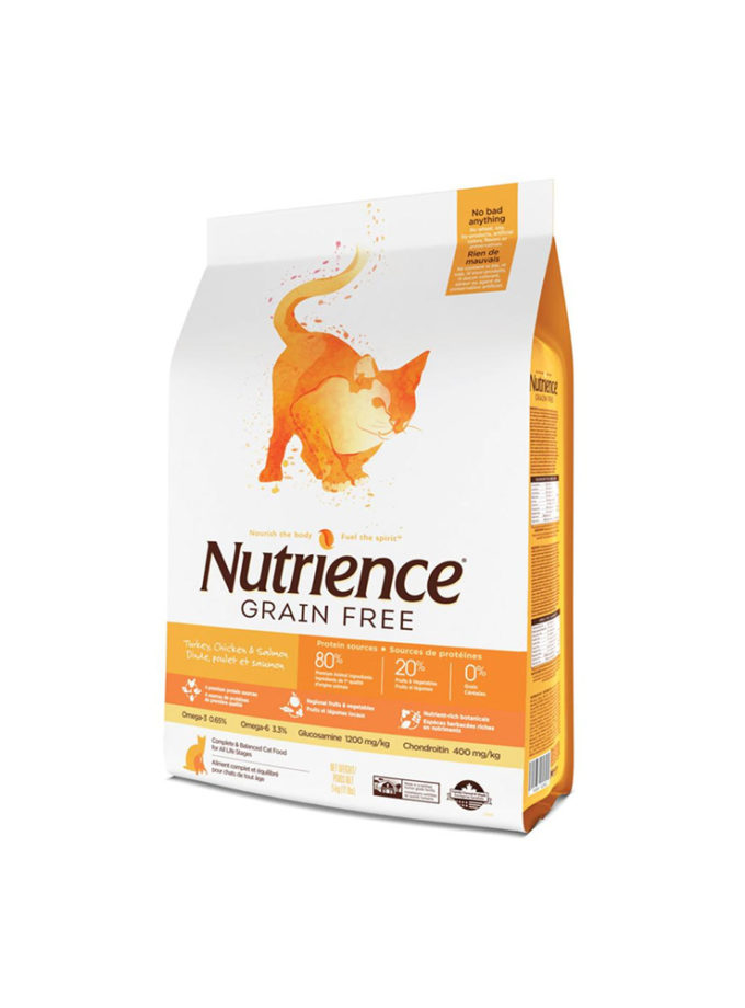 Nutrience grain free