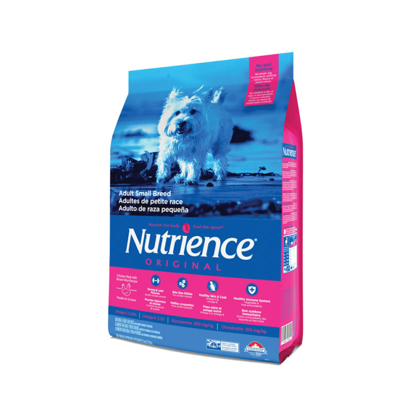 nutrience small breed