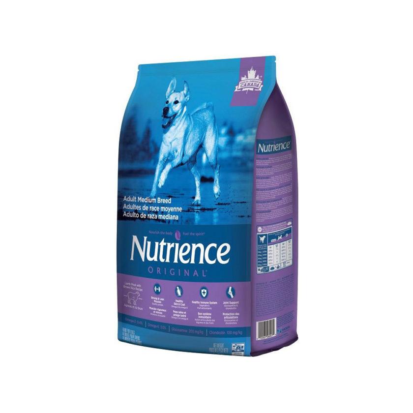 nutrience original dog food