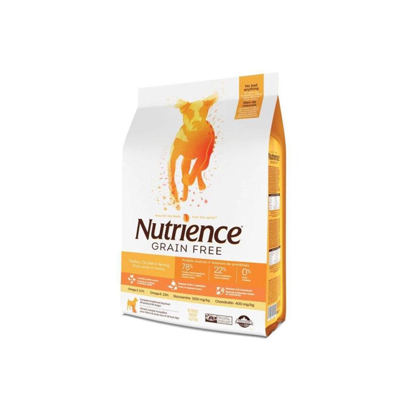 nutrience dog food