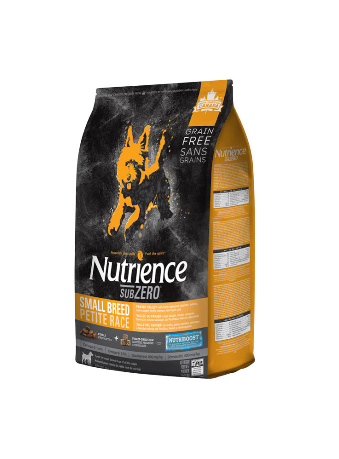 Nutrience Sub Zero Small Breed