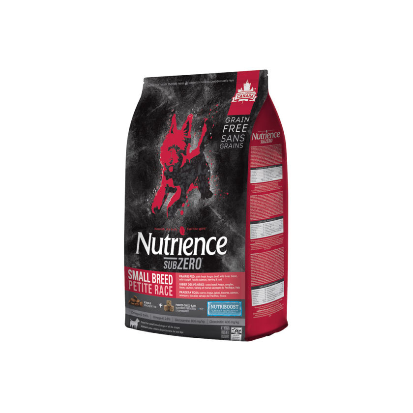 nutrience small breed