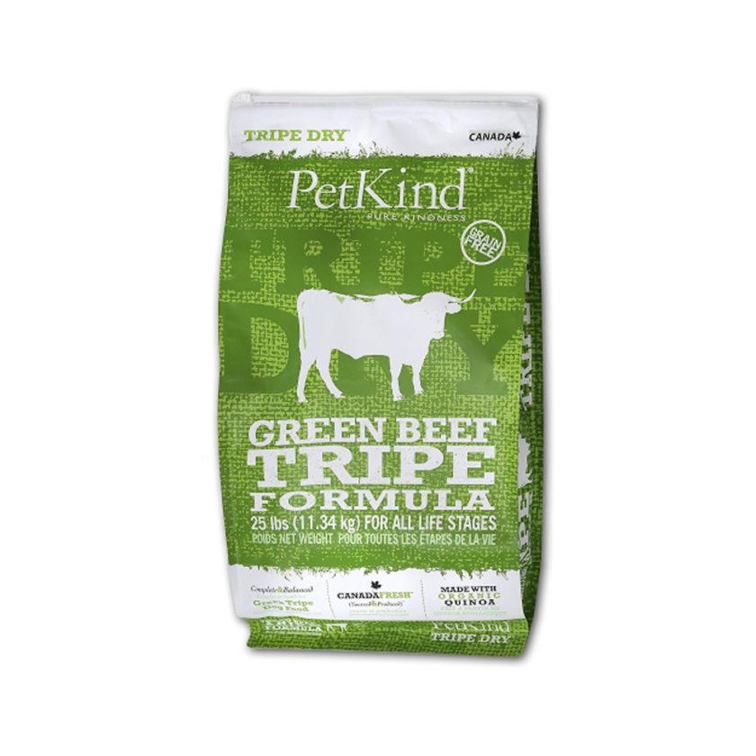 Green Beef Tripe