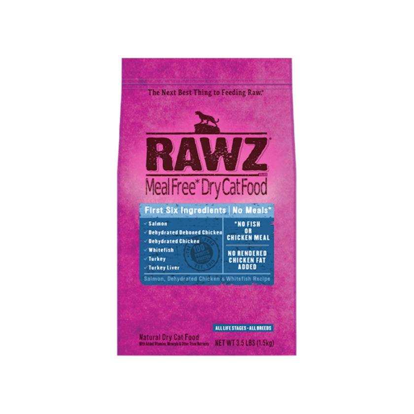 rawz dry cat food