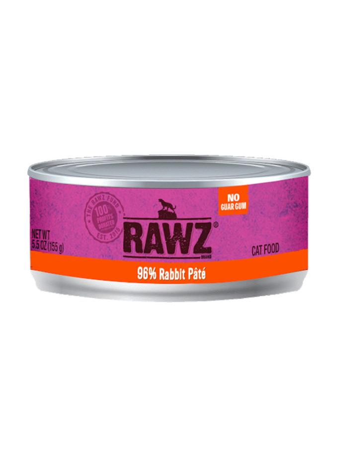 RAWZ 兔肉(肉醬) (155g)