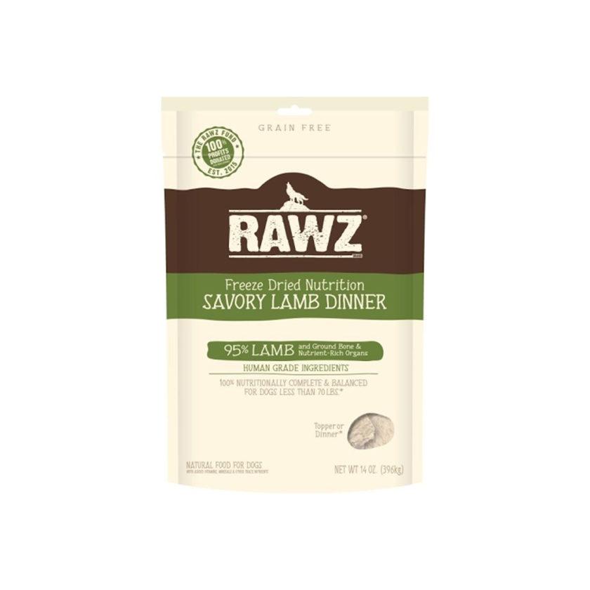 RAWZ 冷凍脫水狗糧