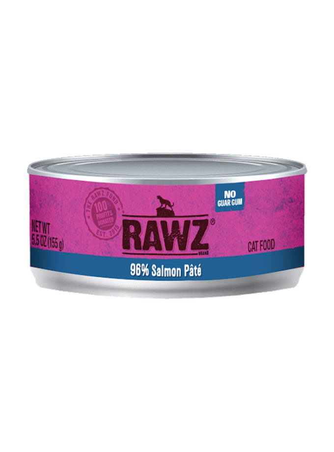RAWZ 三文魚(肉醬) (155g)