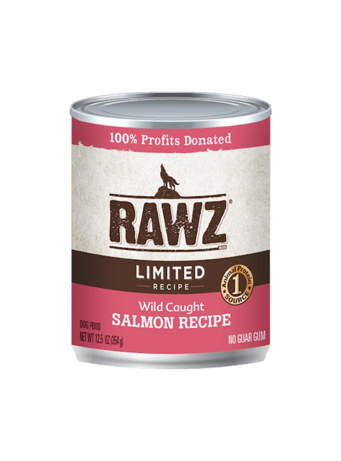 rawz salmon