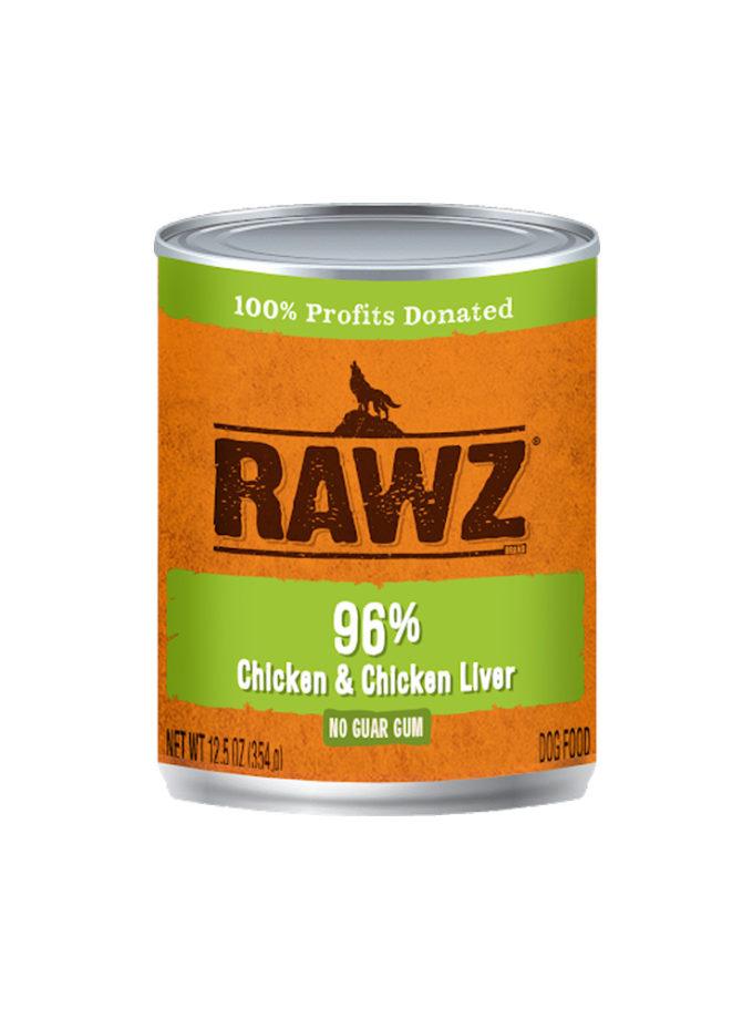 RAWZ 雞肉及雞肝