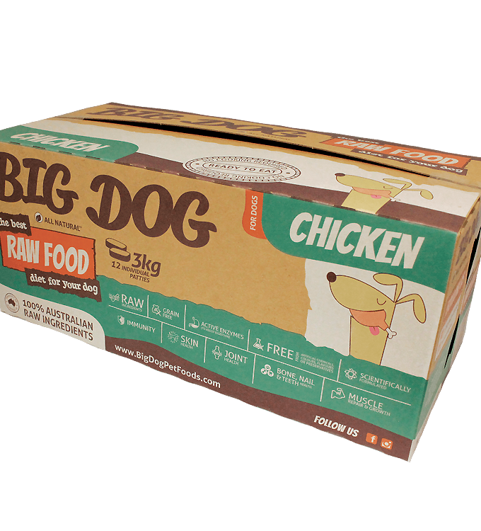 Big Dog chicken