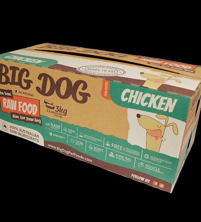 Big Dog chicken