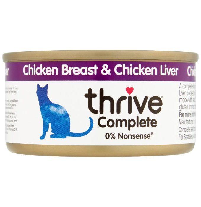 Thrive Chicken Breast & Liver