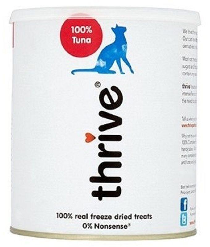 thrive freeze dried