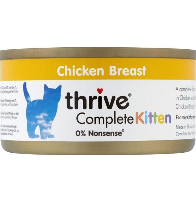 Thrive Kitten Chicken Breast