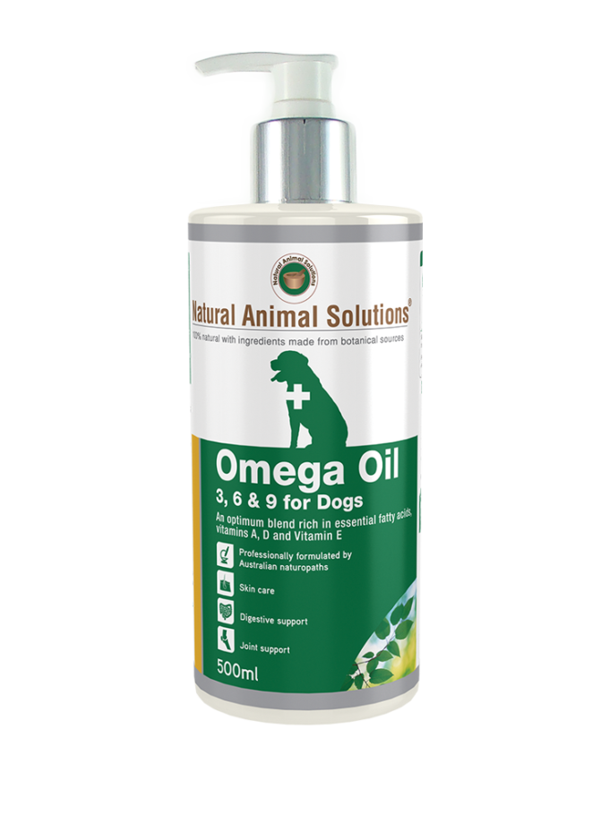 Omego Oil