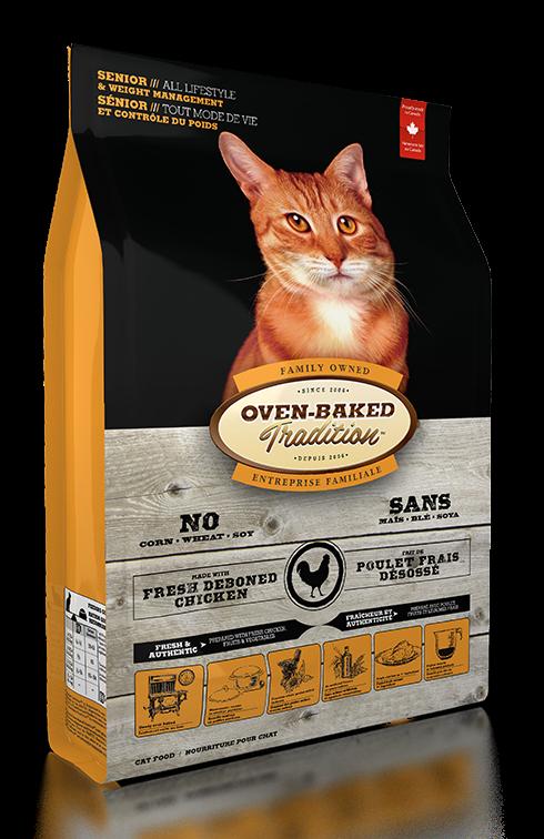 Oven-Baked老貓