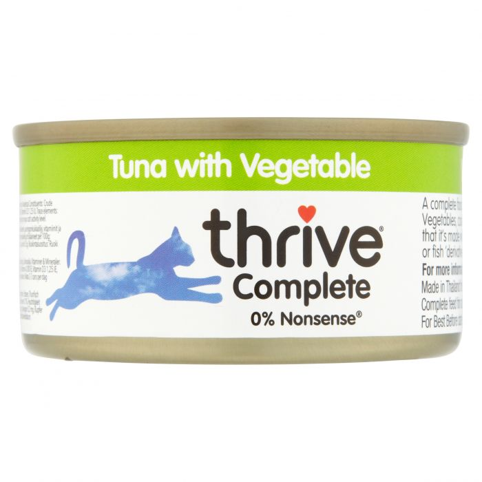 tuna and vegetables