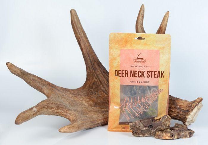 Deer Neck Steak
