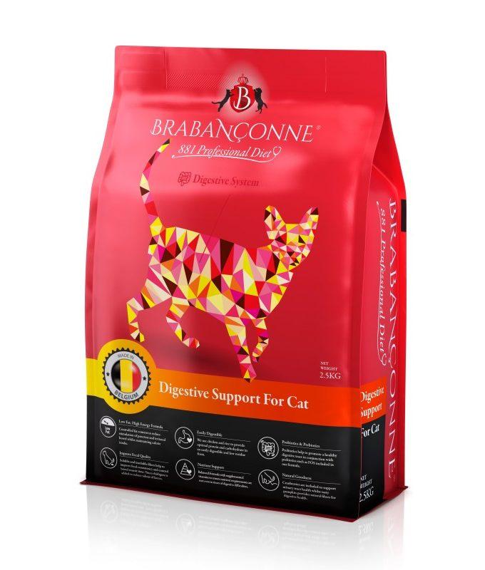 Brabanconne 爸媽寵 增強消化貓用專業配方貓糧