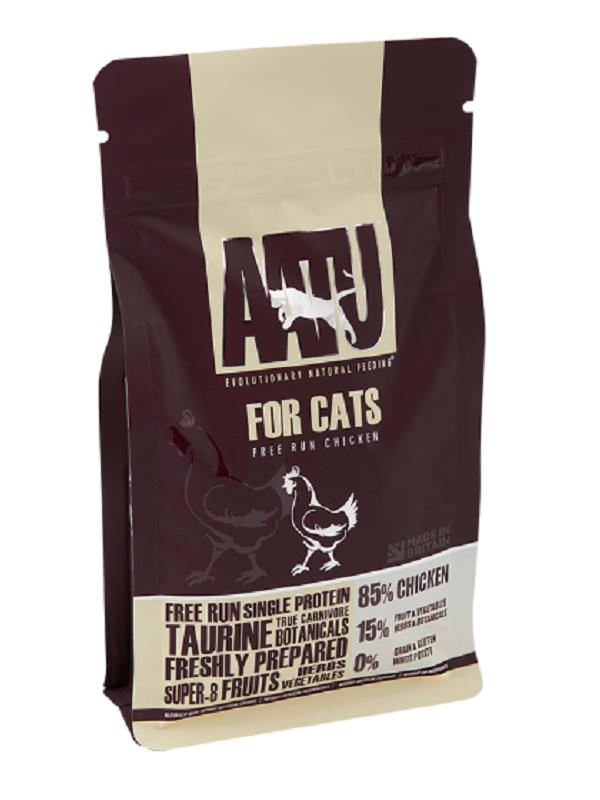 AATU全天然防敏貓糧