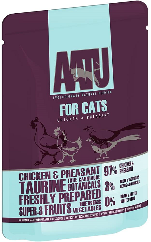 aatu cat food