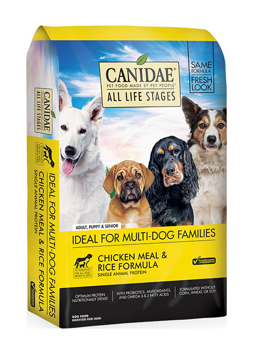 Canidae All Life Stages Made With Chicken
