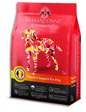 Brabanconne 爸媽寵 增強消化犬用專業配方狗糧 2.5KG