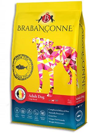 Brabanconne 爸媽寵 大型成犬魚肉配方 10KG